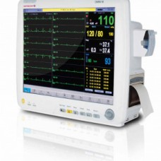 Patient Monitor with Anesthesi Agent - OMNI III