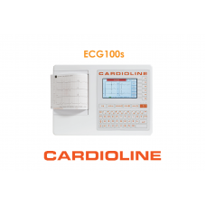 ECG 6 Channel with Interpretation + Memory / ECG100S