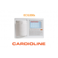 ECG 12 Channel with Interpretation + Memory / ECG200S