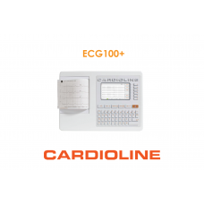 ECG 6 Channel with Interpretation + Memory / ECG100+